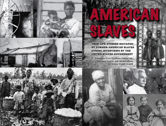 American Slaves - The Book